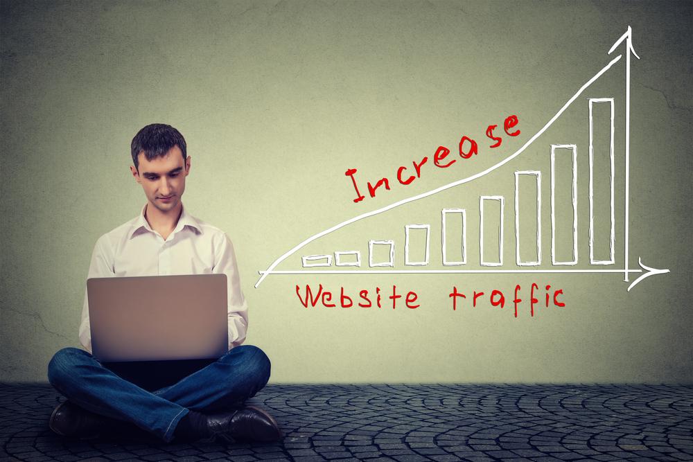 6 Best Ways to Increase Website Traffic